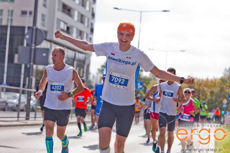 Maraton Warszawski - 32km