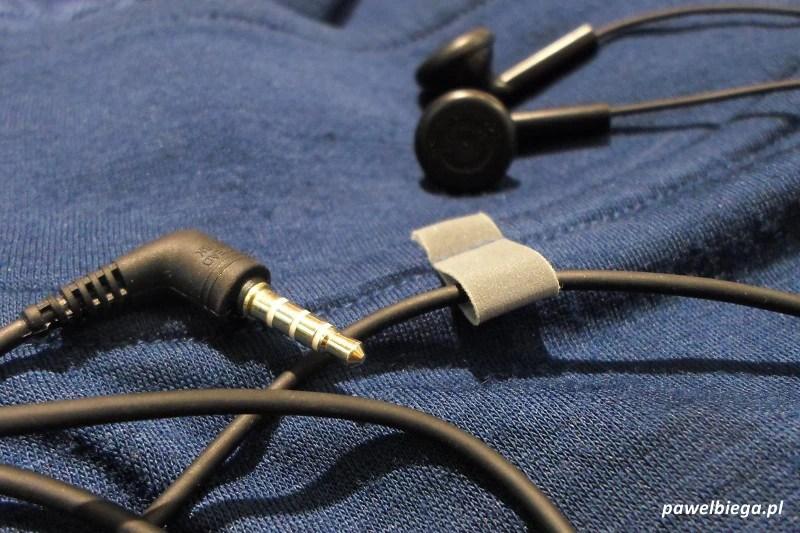 Nike Dri-fit wool - słuchawki