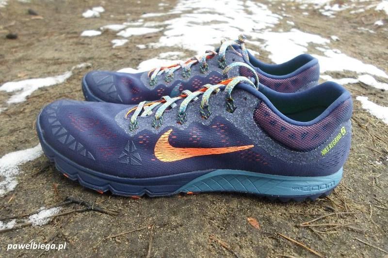 Nike Zoom Terra Kiger 2 - bokiem