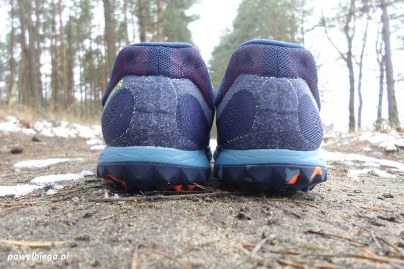 Nike Zoom Terra Kiger 2 - tyłem
