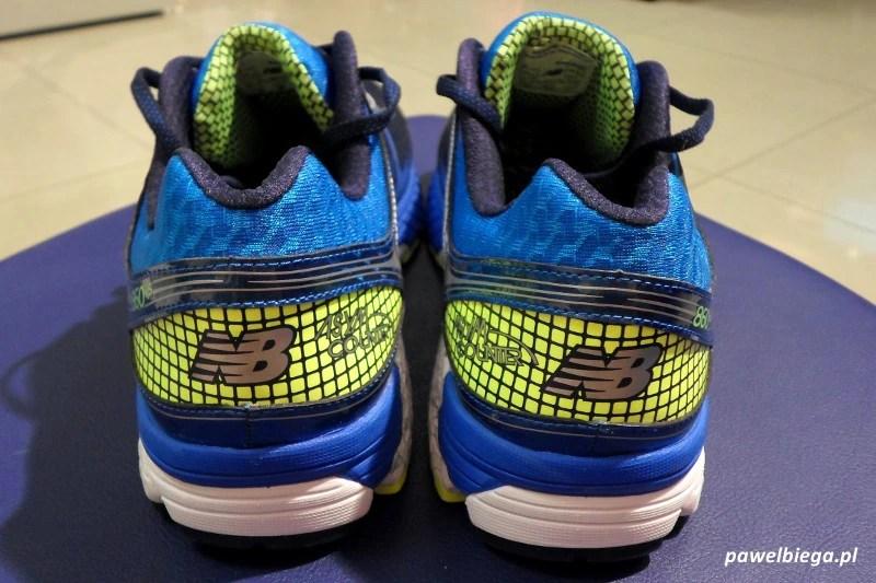 New Balance 860 - tył buta