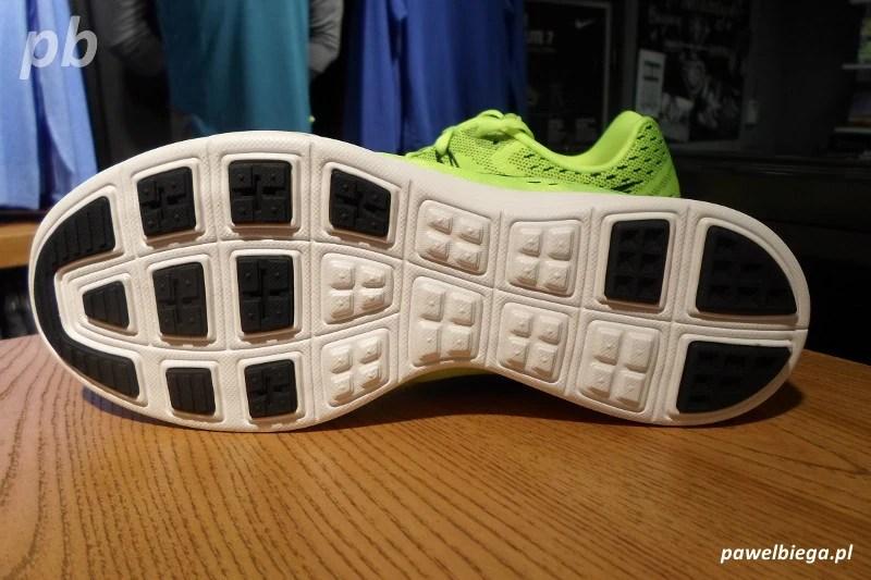 Nike Lunar Tempo - podeszwa