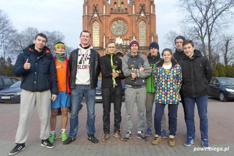 Bieg Tropem Wiczym - Aktywni Sochaczew