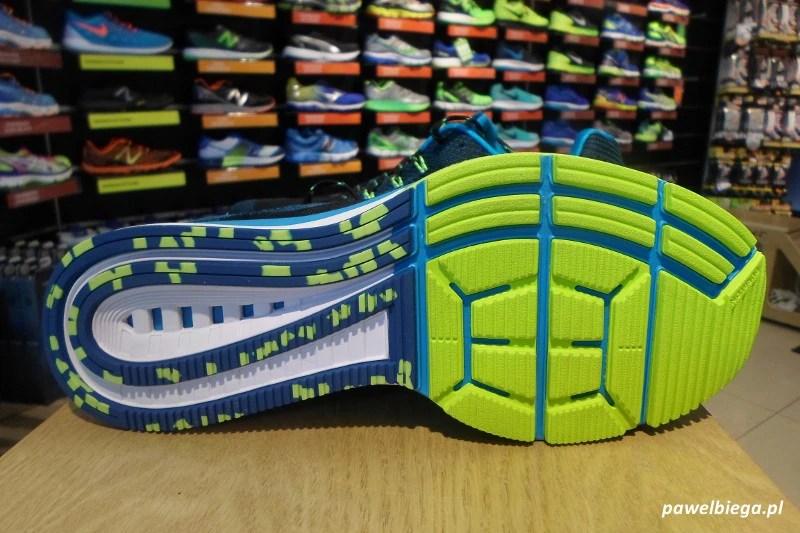 Nike Zoom Vomero 10 - bieżnik