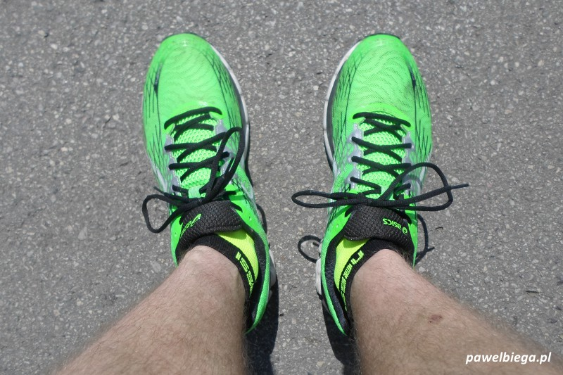 Asics Gel-Nimbus 17 - na nogach