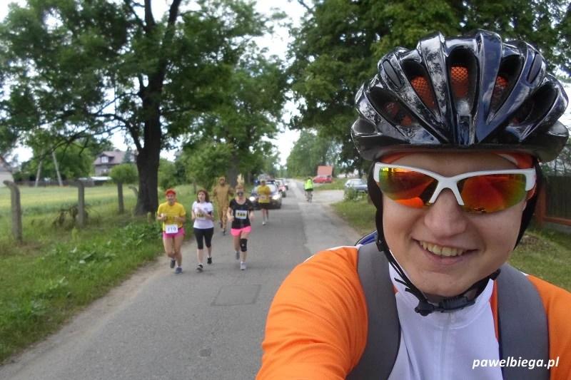 Bieg Chełmonskiego - koniec biegu