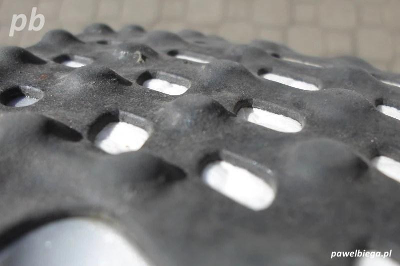 Adidas Ultra Boost - bieżnik detale
