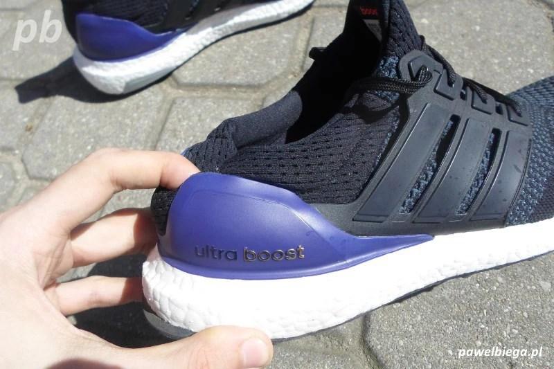 Adidas Ultra Boost - zapiętek