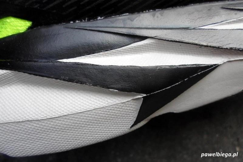 Skechers GOmeb Speed 3 - detal podeszwy