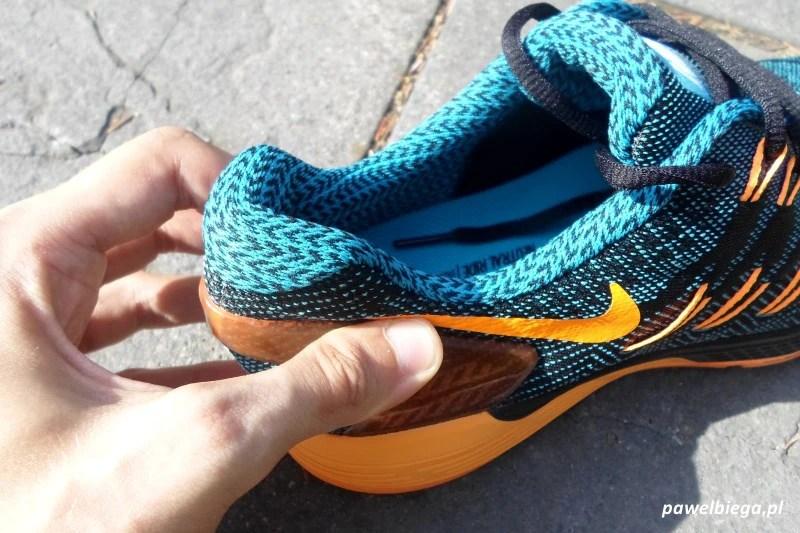 Nike Zoom Odyssey - zapiętek