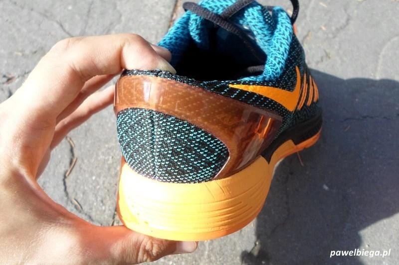 Nike Zoom Odyssey - zapiętek elastyczność