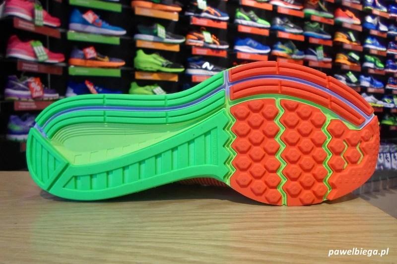 Nike Zoom Structure 19 - bieżnik