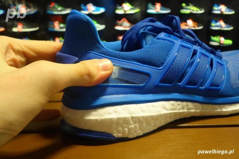 Adidas Energy Boost 3 - zapiętek bokiem