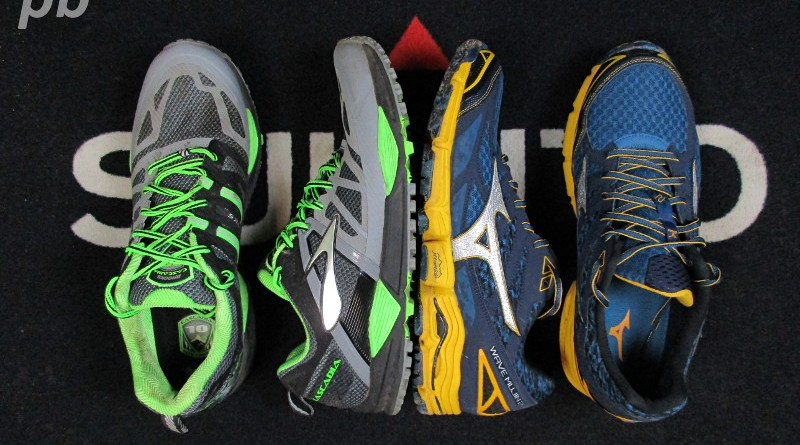 Brooks Cascadia 10 vs Mizuno Wave Mujin 2