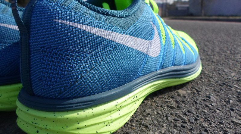 Nike Flyknit Lunar 2 - tył