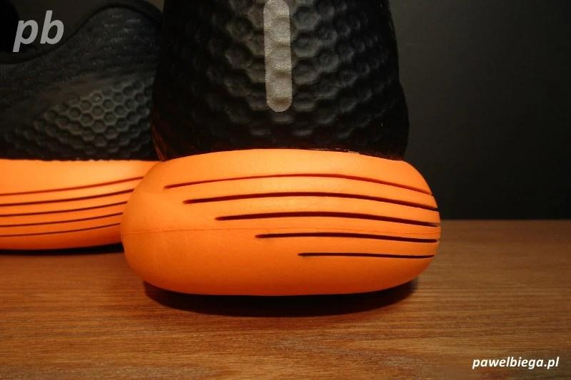 Nike LunarGlide 8 - podeszwa tyłem