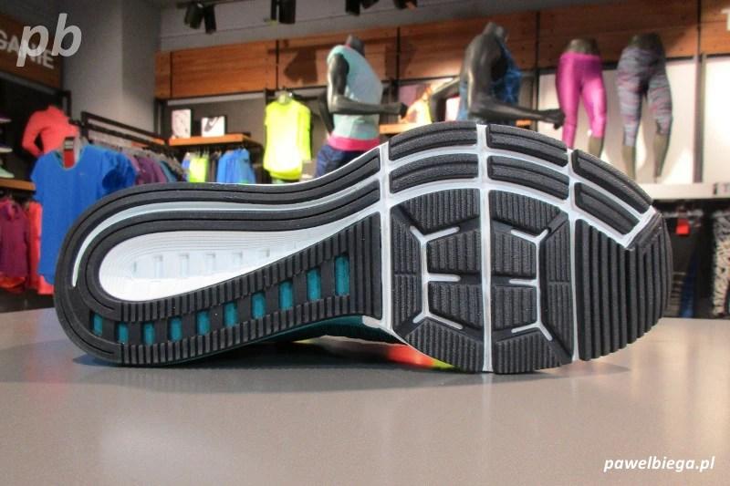 Nike Zoom Odyssey 2 - bieżnik