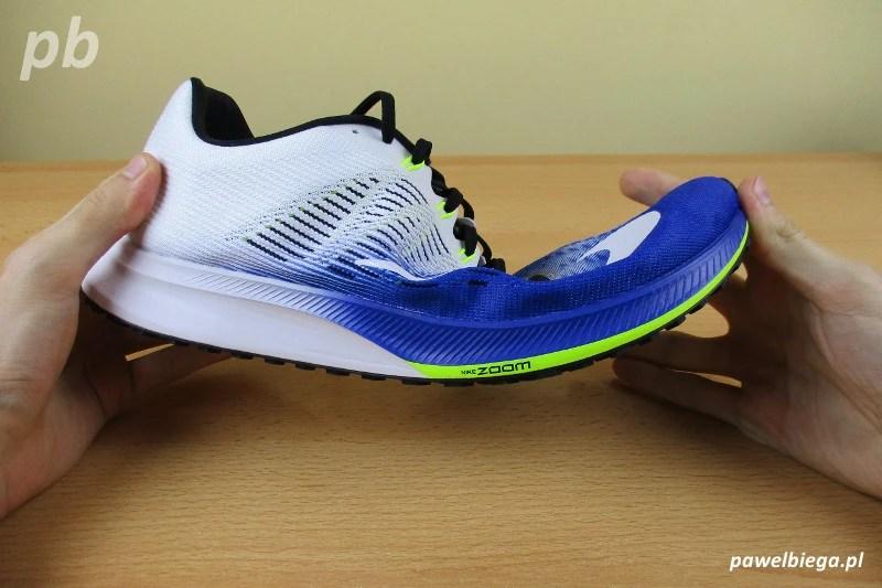 Nike Zoom Elite 9 - elastyzność