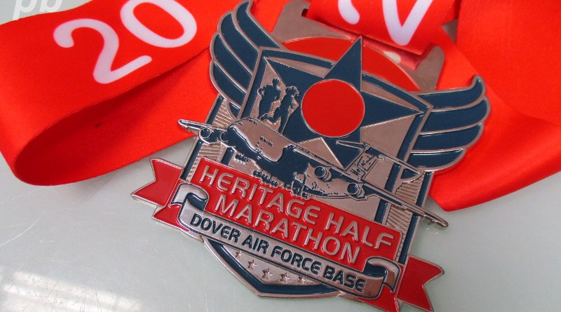 Halfmarathon Dover Air Force Base