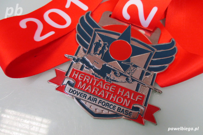 Halfmarathon Dover Air Force Base