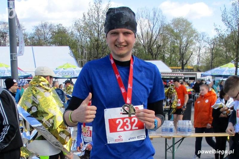 Orlen Warsaw Marathon 2017 - meta