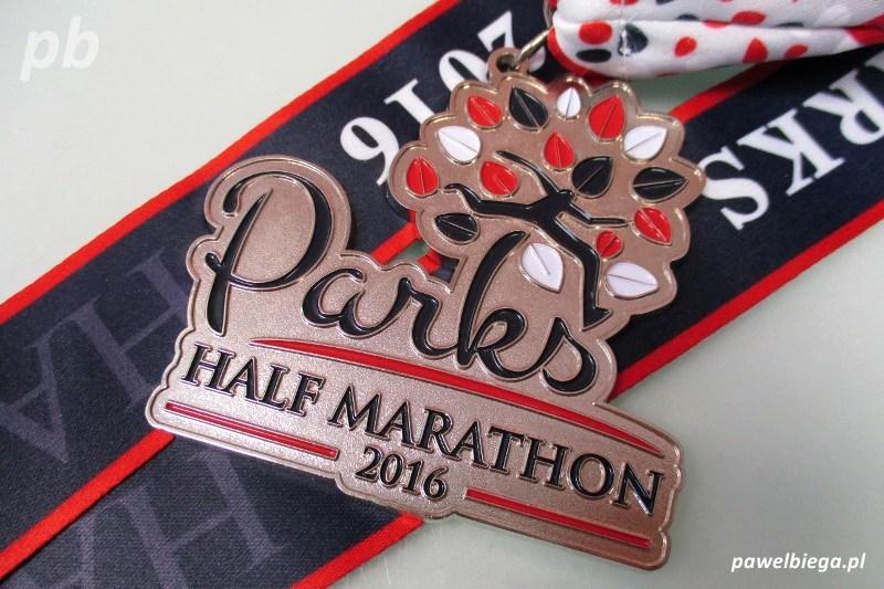 Parks Halfmarathon