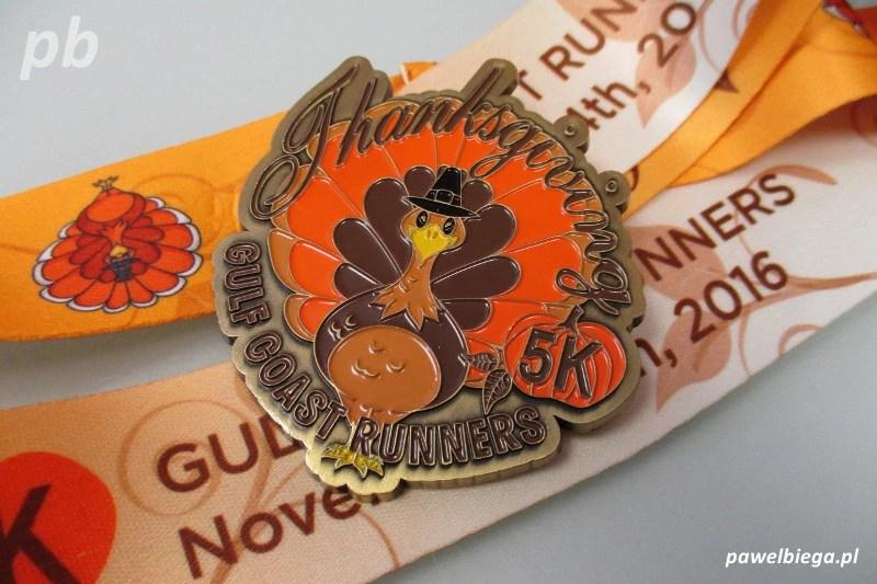 Thansgiving 5k Gulf Coast Runners