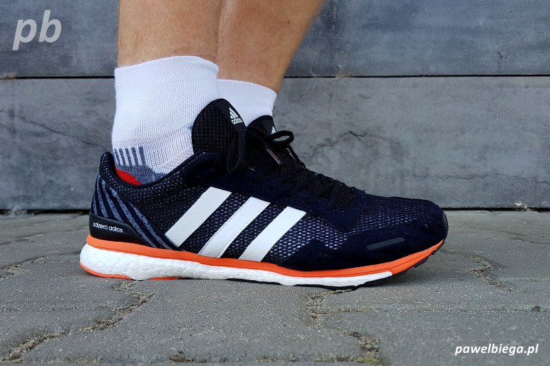 Balega Enduro - w butach