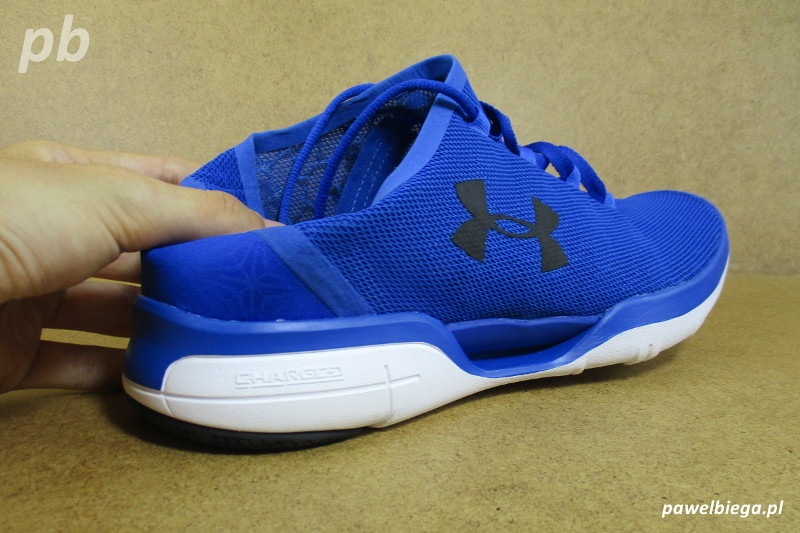 Under Armour Charged Coolswitch Run - zapiętek