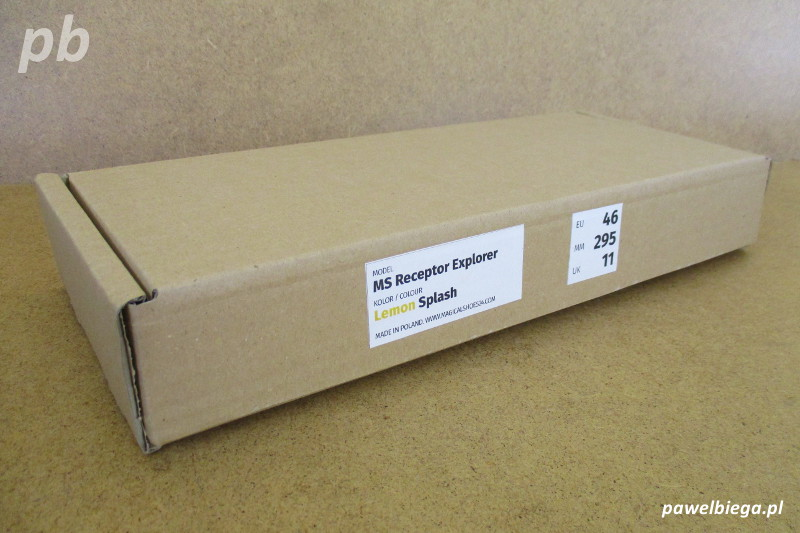 MS Receptor Explorer - pudełko