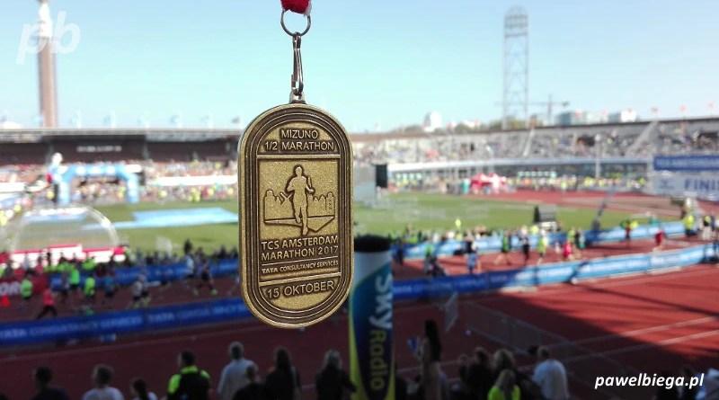 Mizuno Half Marathon 2017 - Medal
