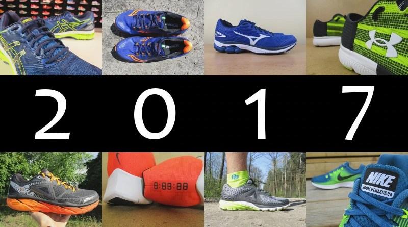 Najlepsze buty do biegania 2017