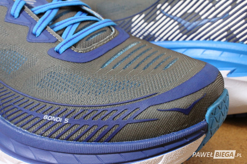 Hoka One One Bondi 5 - cholewka