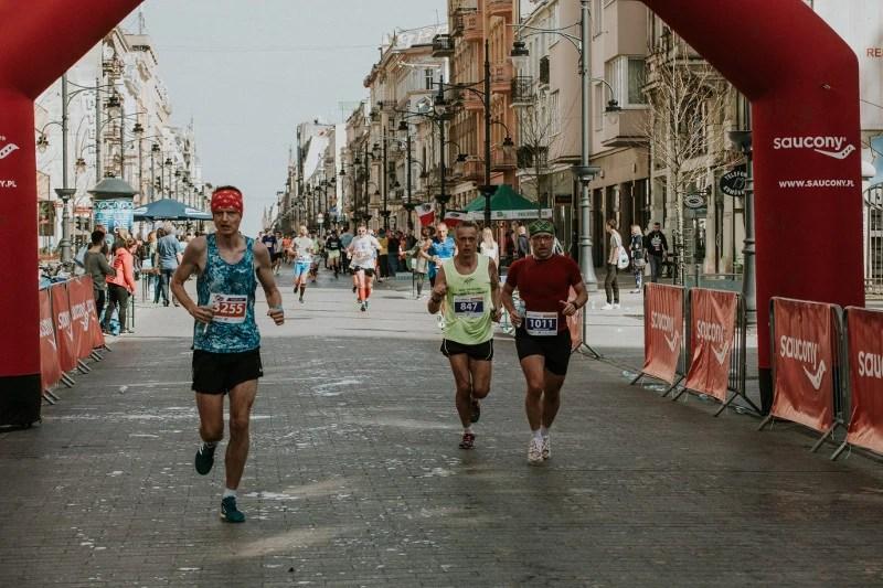 Półmaraton DOZ Dbam o Zdrowie - półmetek