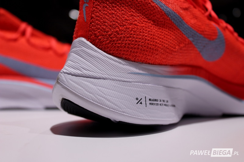 Nike VaporFly 4% - amortyzacja