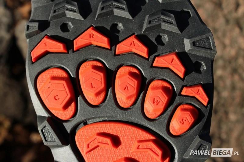 Altra Lone Peak 4.0 - trail claws