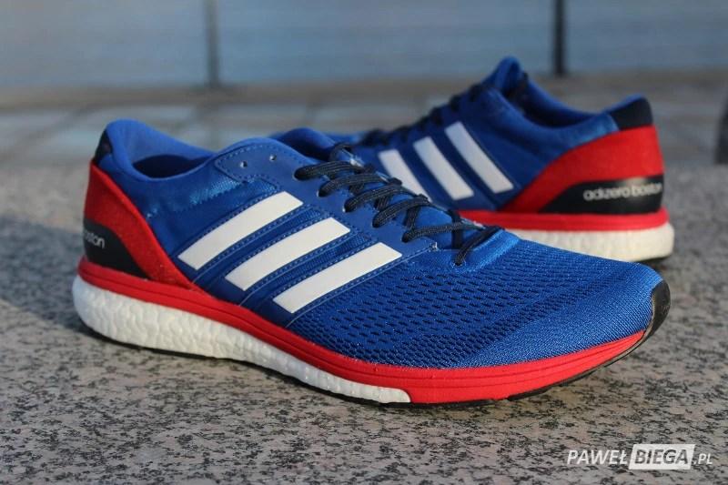 Adidas Adizero Boston 6 - cholewka