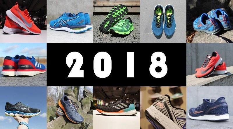 Najlepsze buty do biegania 2018