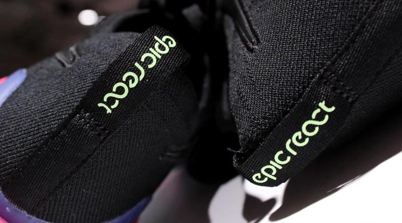 Nike Epic React 2 - detal