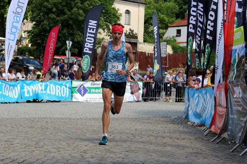 Kazimierz Dolny - finisz