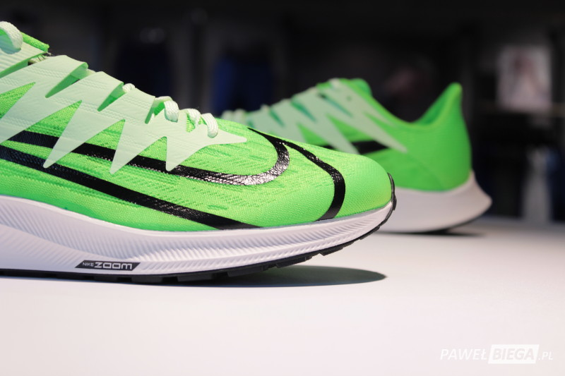 Nike Zoom Rival Fly - amortyzacja przód