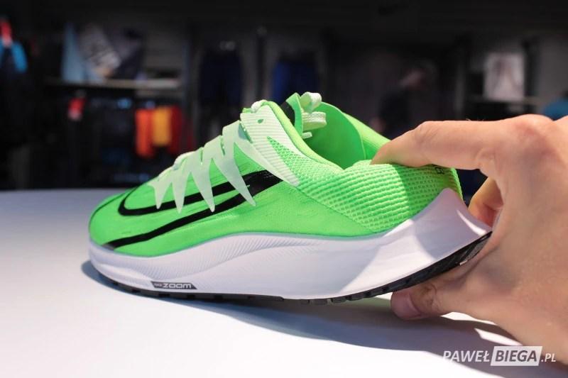 Nike Zoom Rival Fly - elastyczność