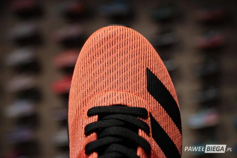 Adidas Adizero Boston 8 - toebox