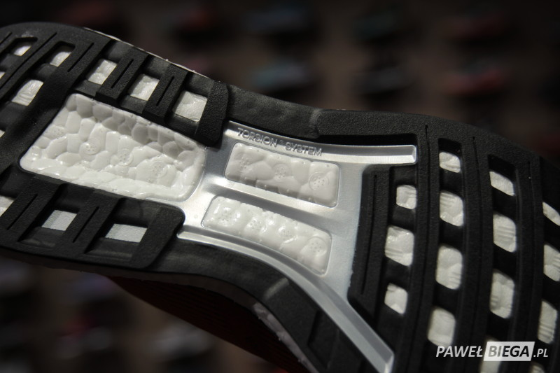 Adidas Adizero Boston 8 - Torsion System