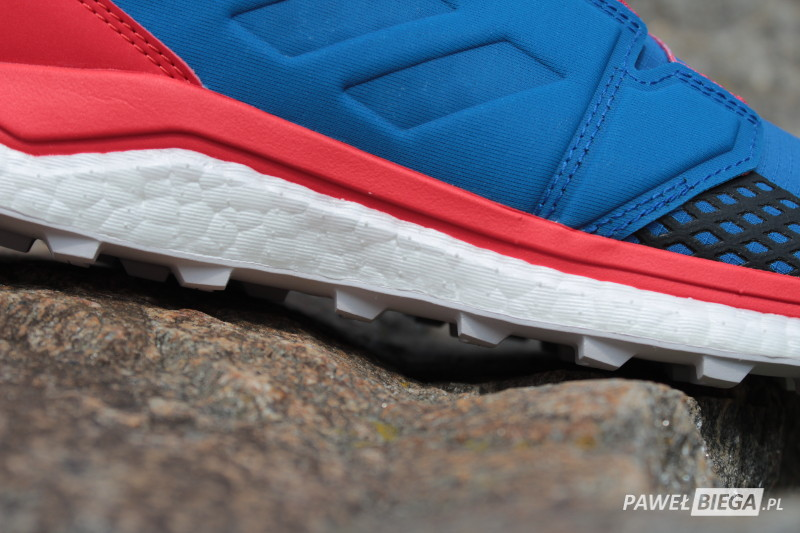 Adidas Terrex Agravic - amortyzacja