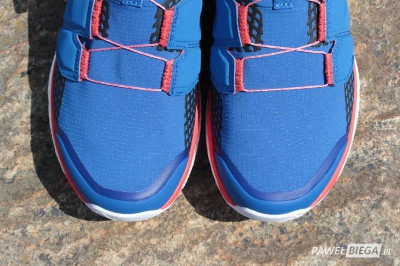 Adidas Terrex Agravic - toebox