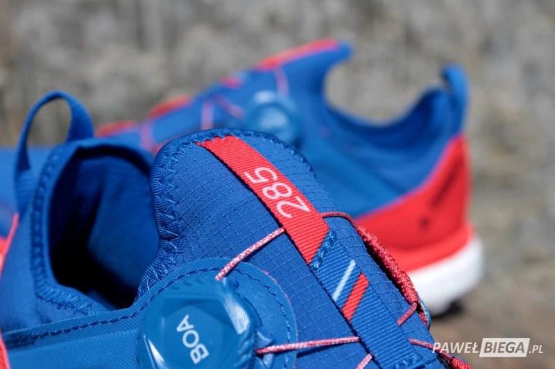 Adidas Terrex Agravic - waga