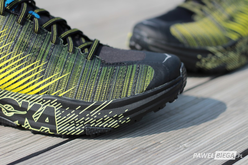 Hoka One One Speedgoat EVO - toebox