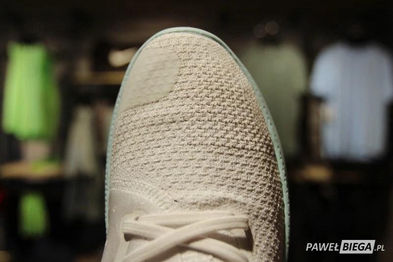Nike Joyride - toebox