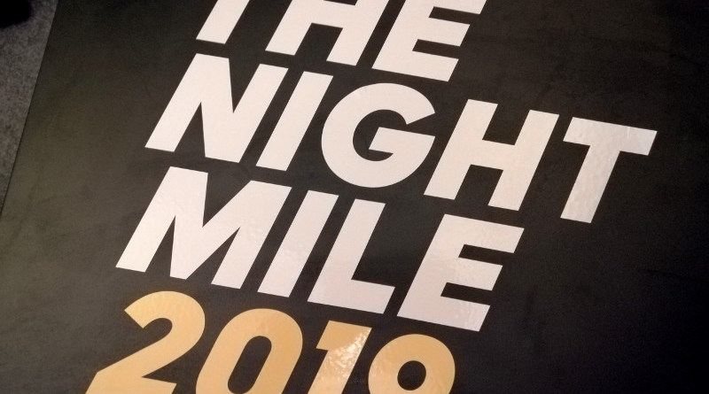 Adidas Night Mile